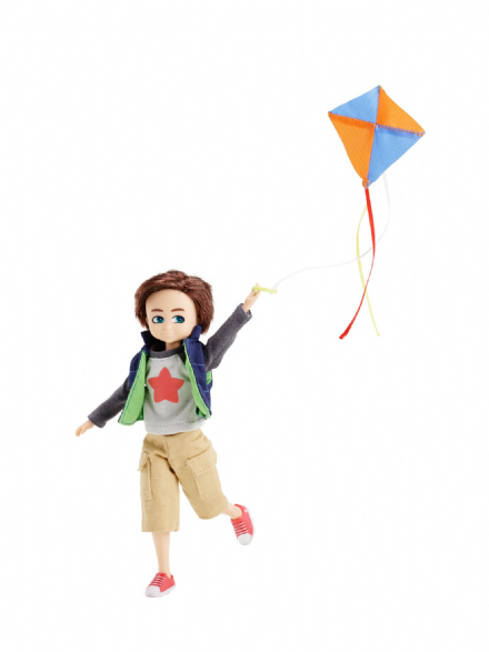 Finn Doll - Kite Flyer